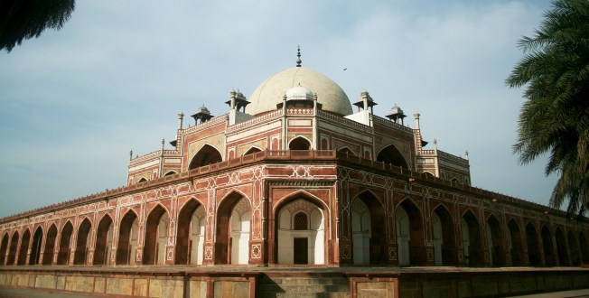 The Humayun's Tomb