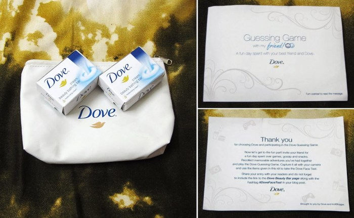 Dove Trial Pack