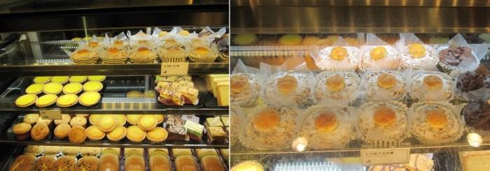 Egg Tart & Coconut Tart, Hong Kong