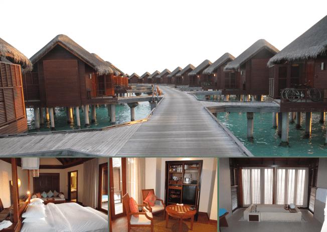 Water Villas at Anantara