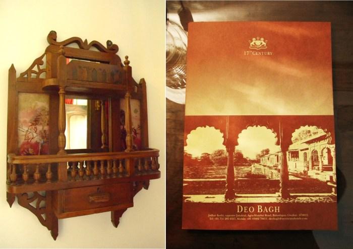 Room Details, Deo-Bagh, Neemrana