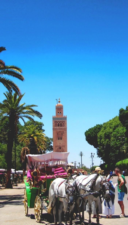 Kotubia Mosque, Marrakech