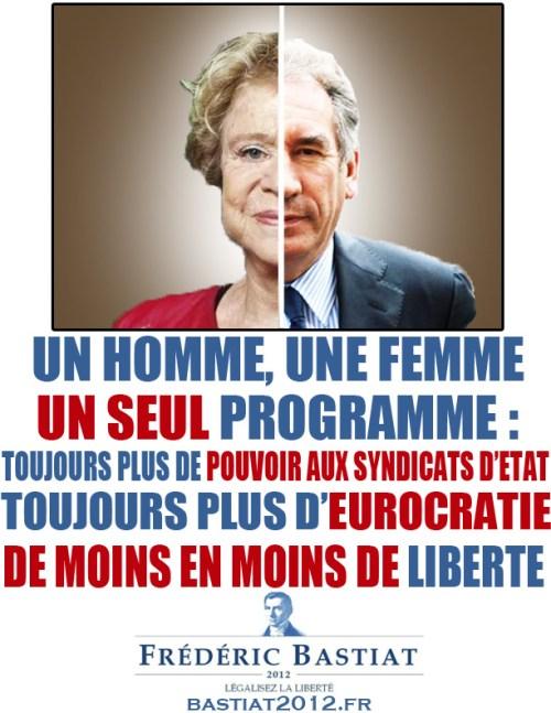 Plus d'eurocratie, moins de liberté