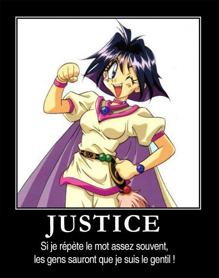 Sécuritas (AKA perso de Will) Justice