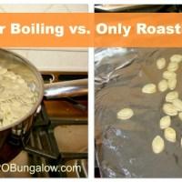 Roasted Pumpkin Seeds Recipe Comparison