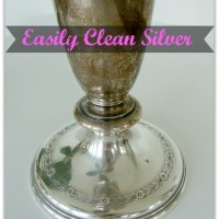 How To Clean Silver Naturally & Easily