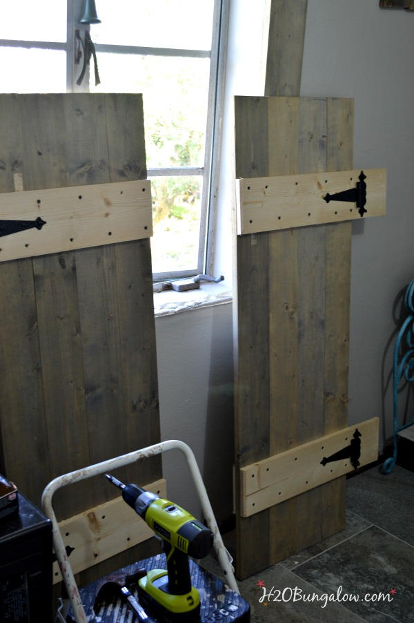 Diy Interior Wood Shutters