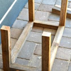 Simple Diy Bench