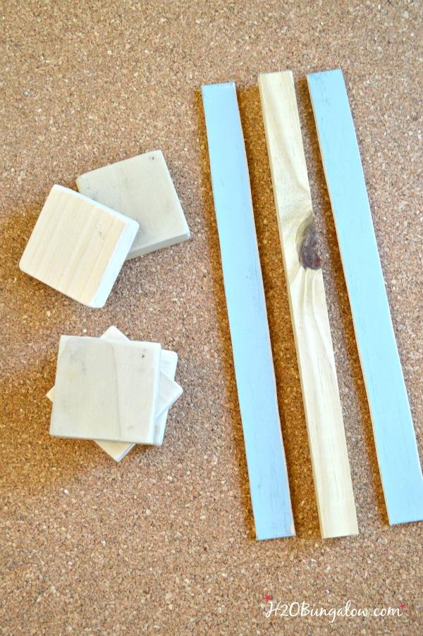 Backyard Scrabble Tiles : DIYScrabbleTilesH2OBungalow  H20Bungalow