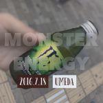 梅田で『Monster Energy 3』が配布されていたので頂いてみた!