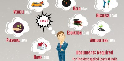Documents required for the most applied loans of India | Habile