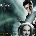 Fotomontaje de Harry Potter