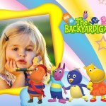 Fotomontaje de Backyardigans