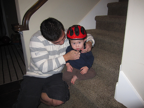 helmet Baby photo