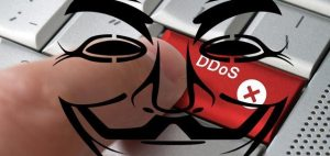 Anonymous threat: GCHQ Website disrupted by DDoS