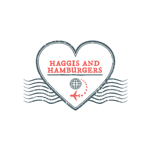 Haggis and Hamburgers Logo