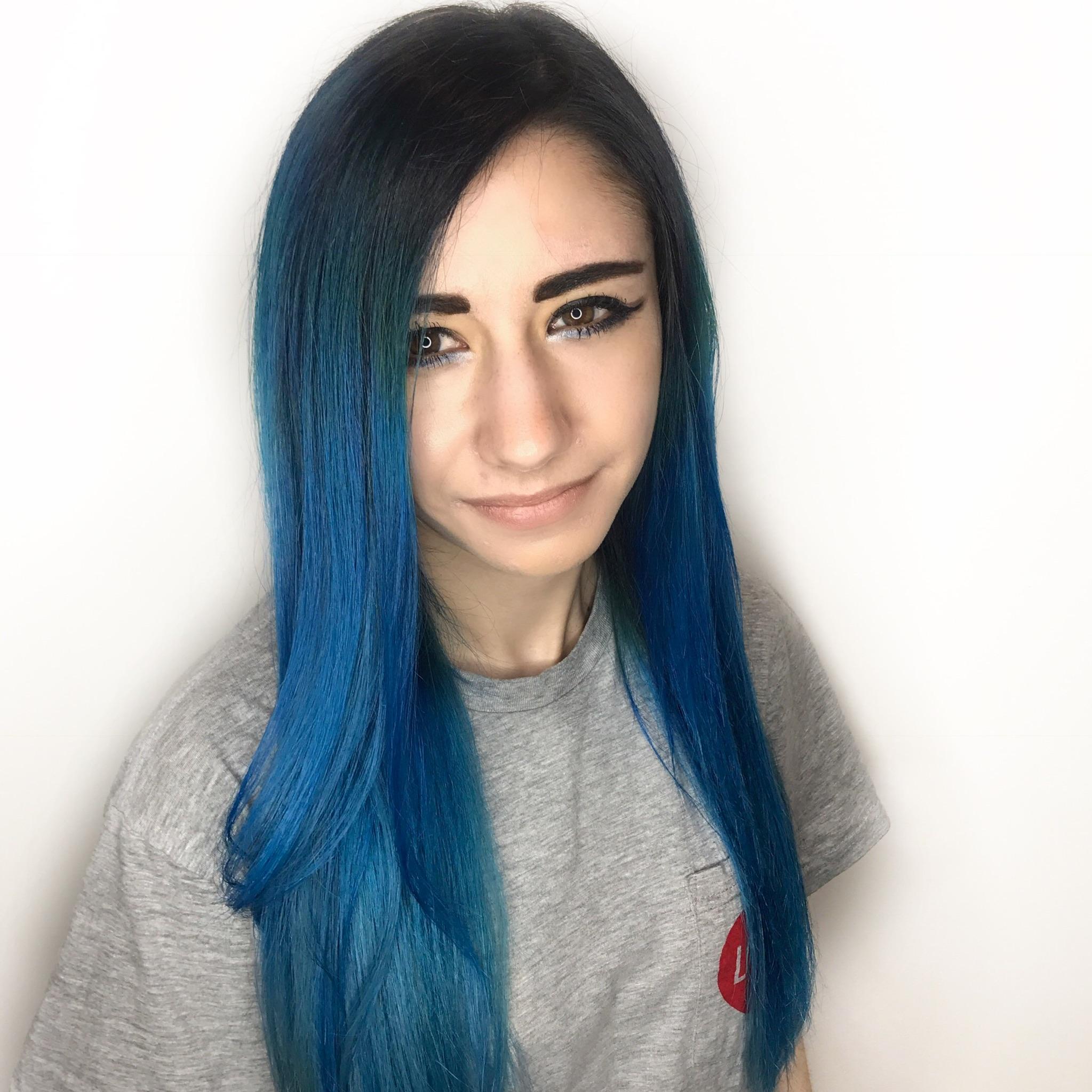 Marvellous Ocean Blue Color Melt Ocean Blue Color Melt Hair Co Brooklyn Ocean Blue Color Note 9 Ocean Blue Color Fest Fountain houzz 01 Ocean Blue Color