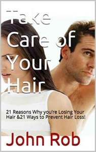 Take-Care-of-Your-Hair--21-Reasons-Why-you're-Losing-Your-Hair-&21-Ways-to-Prevent-Hair-Loss!-