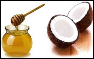 honey-coconut-oild-home-made-hair-loss-cure