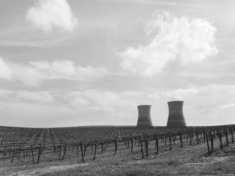 Alec Soth. Ione, CA. 2013. Rancho Secho Nuclear Plant.