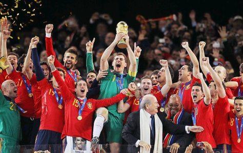 Iker Casillas. 2010. Simon Bruty/SI.