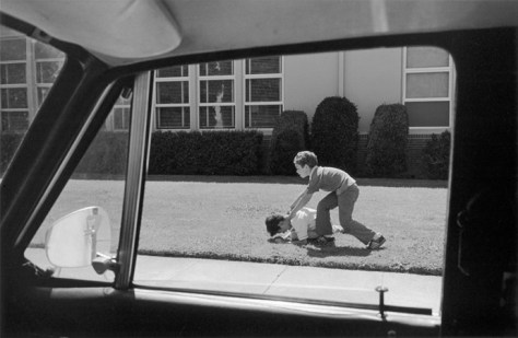 Henry Wessel. Incidents No. 6