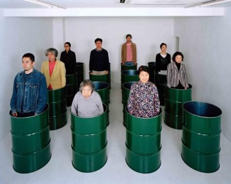Tatsumi Orimoto. Oil can.