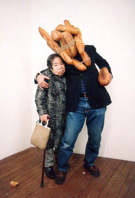 Tatsumi Orimoto. Breadman Son + Alzheimer Mama.