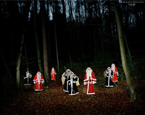 Ursula Sprecher & Andi Cortellini. Hobby Buddies. Santa Claus Group • Samichlaus–Gruppe
