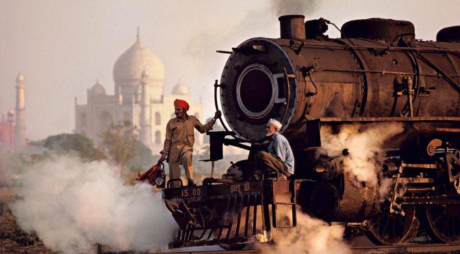 Steve McCurry Agra, Uttar Pradesh, India