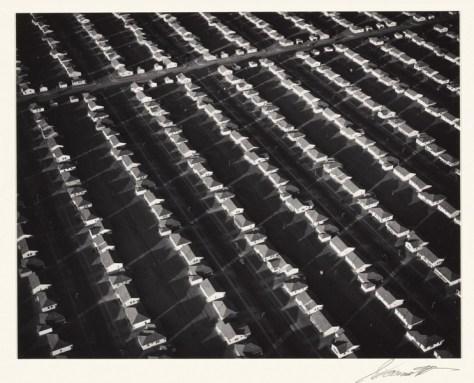 William Garnett. Housing Developments, Los Angeles.