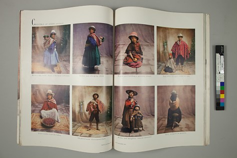 """Christmas at Cuzco,"" Vogue"