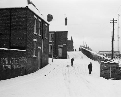 Terraced Housing, Wallsend, Tyneside