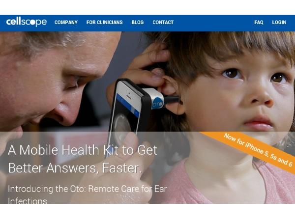 耳の病気に役立つスマホのカメラアクセ