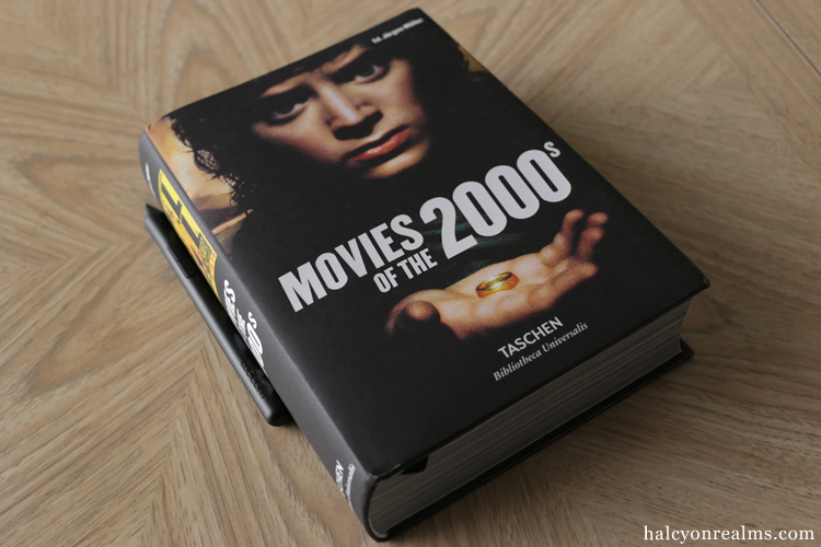 Movies Of The 2000s Book Review ( Taschen )