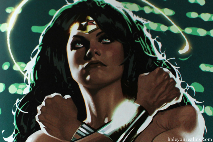 Cover Run - The DC Comics Art Of Adam Hughes