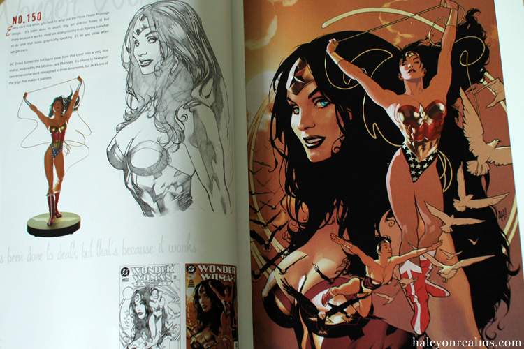 Cover Run - The DC Comics Art Of Adam Hughes