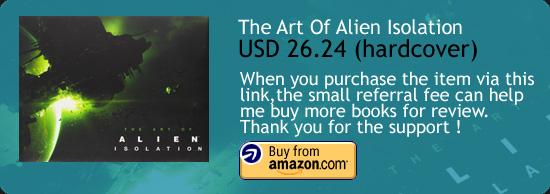 The Art Of Alien Isolation Amazon Buy Link