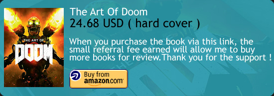 The Art Of Doom Amazon Buy Link