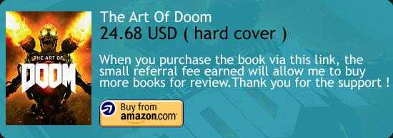 The Art Of Doom Amazon Buy Link