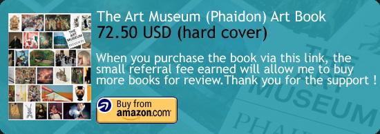 The Art Museum (Phaidon) Book Amazon Buy Link