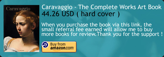 Caravaggio - The Complete Works Art Book Taschen Amazon Buy Link