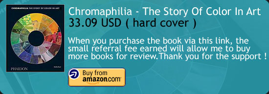 Chromaphilia - The Story Of Color In Art Amazon Buy Link
