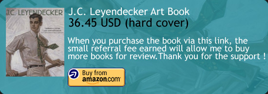 J.C. Leyendecker Art Book Abrams Amazon Buy Link