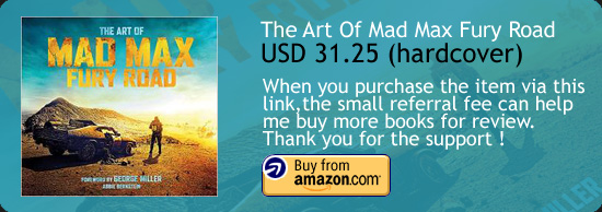 The Art of Mad Max Fury Road Amazon Buy Link
