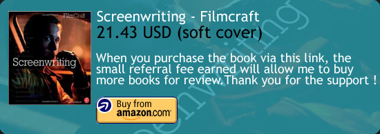 Screenwriting – FilmCraft Series Book Amazon Buy Link