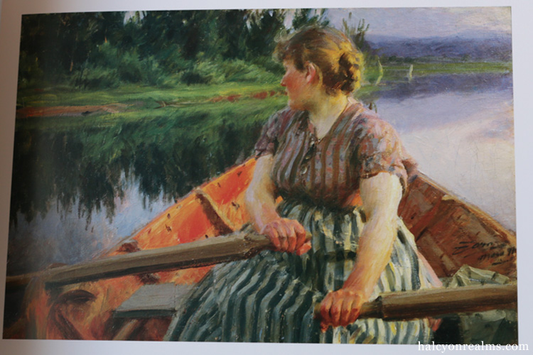 Anders Zorn - Sweden's Master Painter Art book