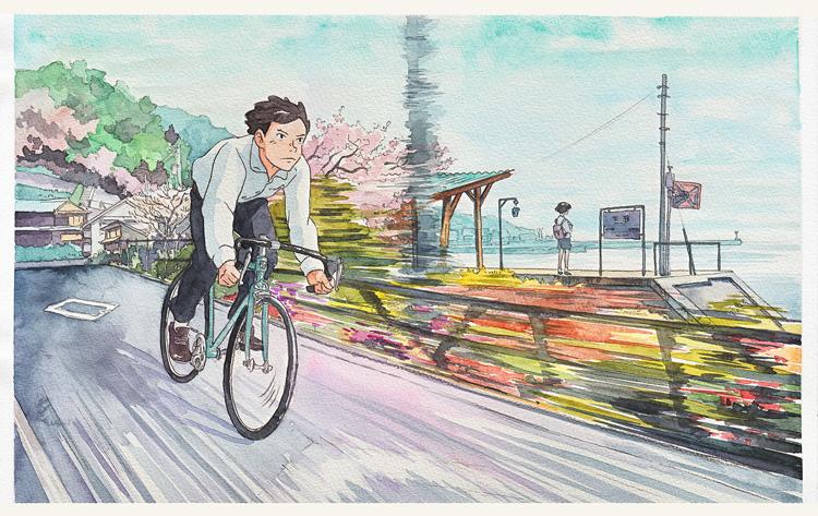 Bicycle Boy - Mateusz Urbanowicz