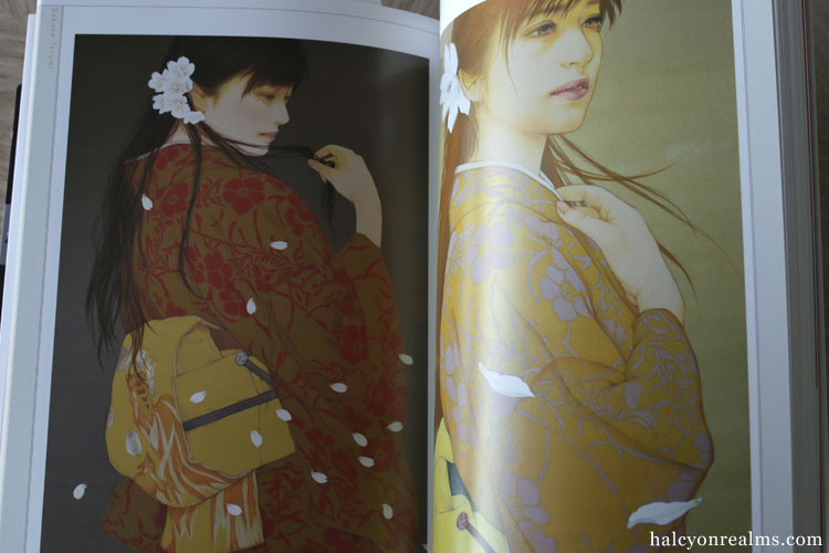 Japanese Beauties Art Book Review