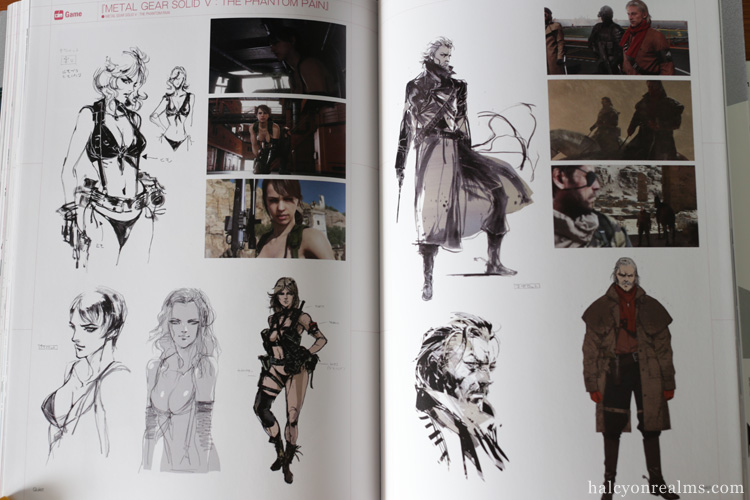 Character Design For Games Book : Games anime character design book review